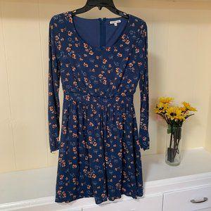 LAST CHANCE Charlotte Russe Floral Dress Sz S
